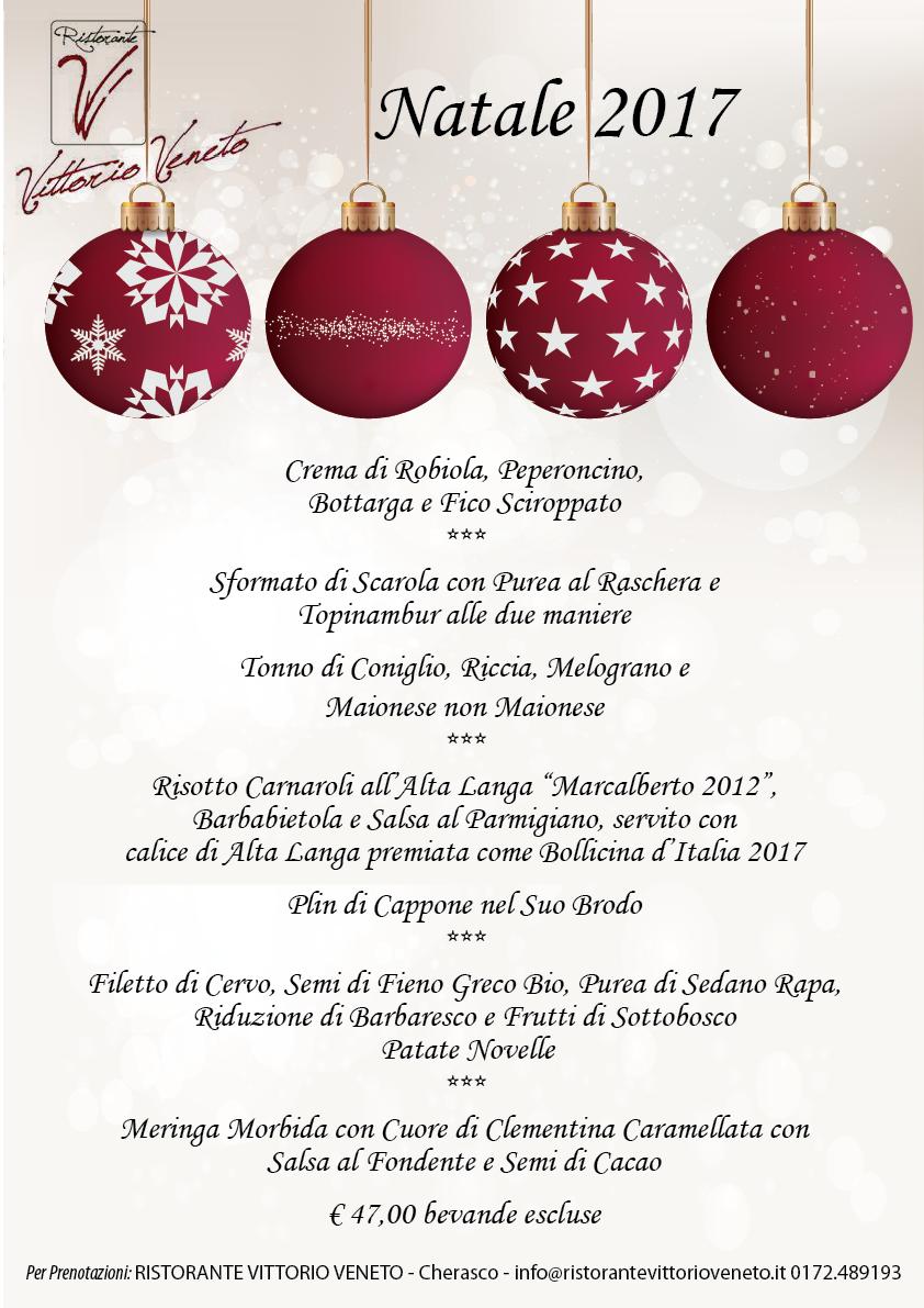 Poesie Di Natale Venete.Ristorante Piemontese Vittorio Veneto Cherasco Cn