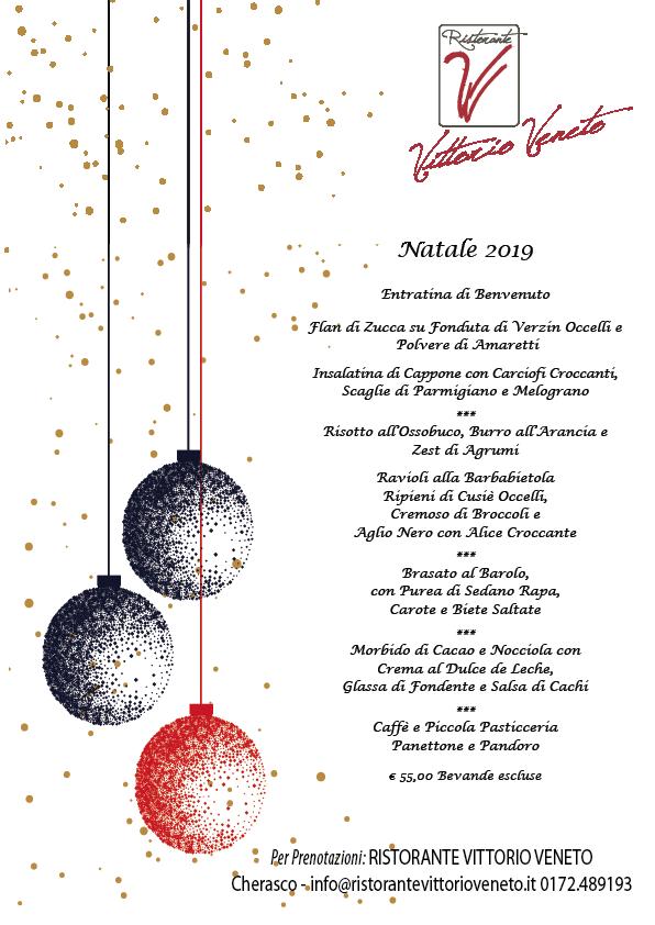 Menu Di Natale Tradizionale Veneto.Ristorante Piemontese Vittorio Veneto Cherasco Cn